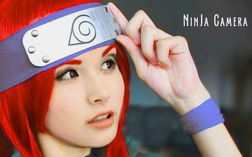 Aplikacje Ninja Camera Photo Editor (apk) za darmo do pobrania dla Androida / PC/Windows screenshot