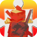 Toys Ninjago Puzzle Games icon