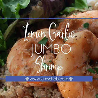 Fresh Jumbo Shrimp Recipes.