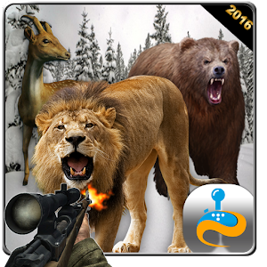 Wild animal hunt jungle safari for PC and MAC