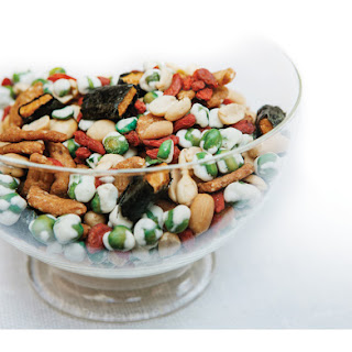 Asian-Style Snack Mix