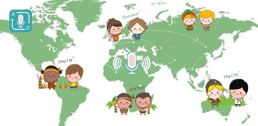 Translate Voice(translator) Pro APK - apkname com