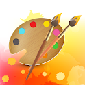 Easy Coloring For Adults icon