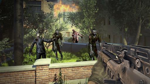 Zombie Shooting Game: Dead Frontier Shooter FPS 1.0 de.gamequotes.net 1