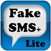 Fake SMS chat