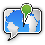 SMS Locations Receiver Icon
