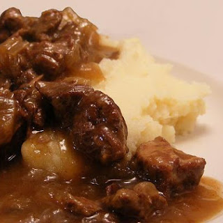 Old Fashioned Brown Beef Stew