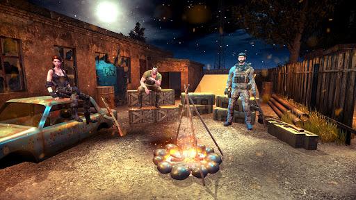 Télécharger Gratuit Véritable chasseur de zombies 2 tourne à Halloween APK MOD (Astuce) screenshots 1