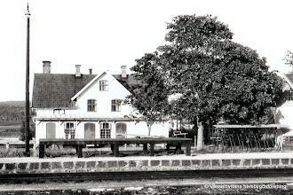 Photo: Mejeriet 1930-tal lastkajen