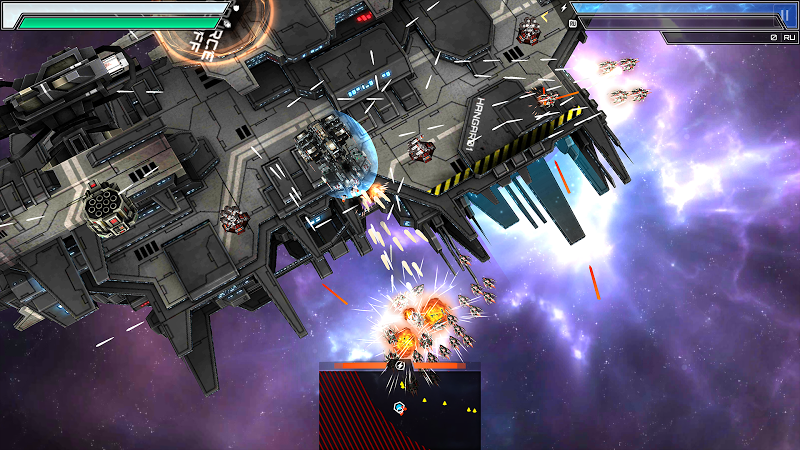 Starlost - Space Shooter Screenshot 3