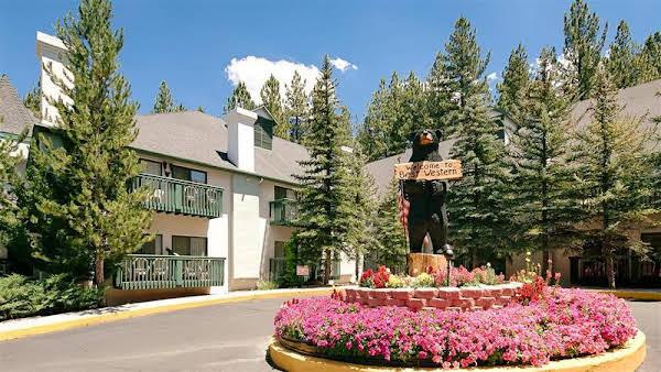 Best Western- Big Bear Chateau