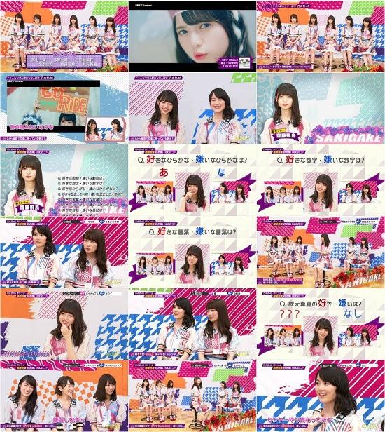 (TV-Music)(1080i) 乃木坂46 Part – 魁!ミュージック 160724