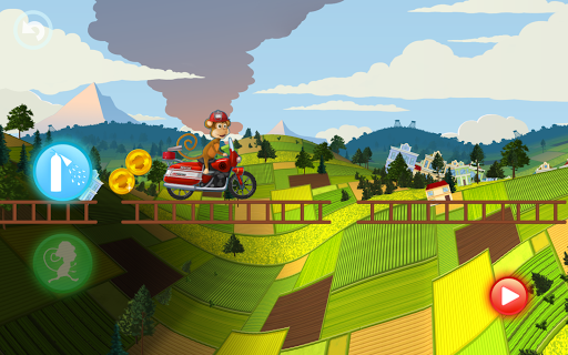 Fire Fighters Racing: Fireman Drives Fire Truck  screenshots 6