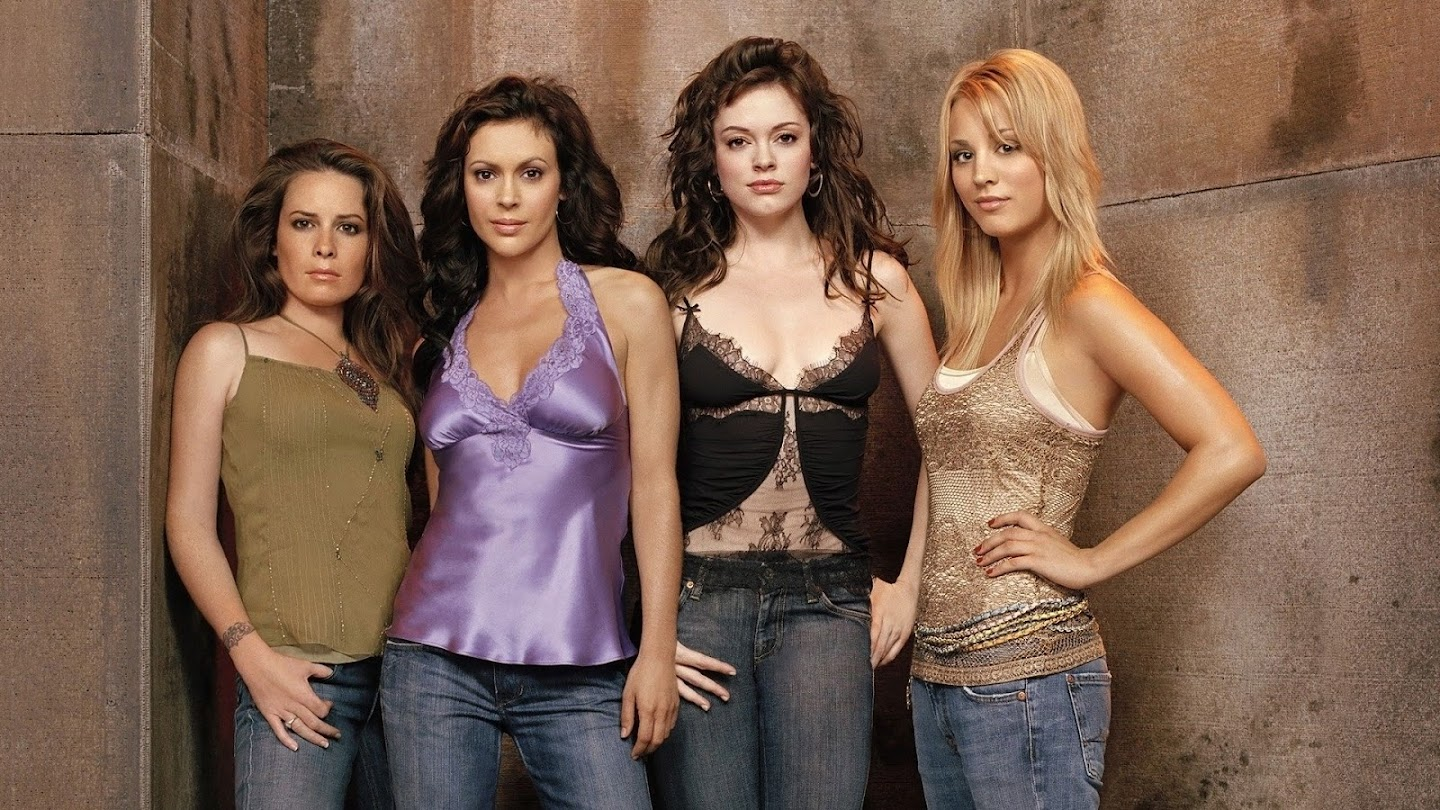 Watch Charmed live
