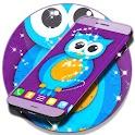 Owl Wallpaper Clock live icon