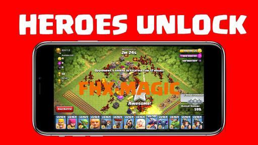 Fhx magic S2 coc work 5.0 screenshots 2