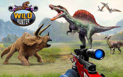 Wild Animal Hunt 2020: Dino Hunting Games  screenshots 3