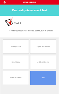 App Big 5 Personality Test APK for Windows Phone