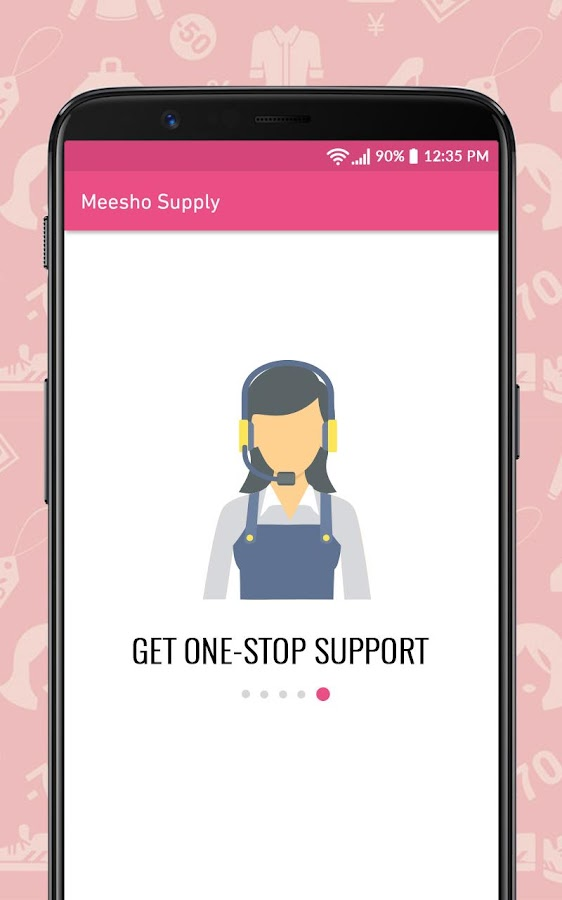 Meesho - Supply For Resellers- screenshot