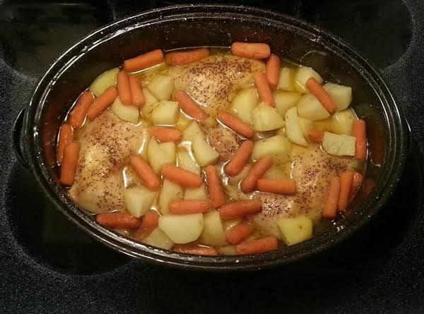 Sicilian Chicken Recipe