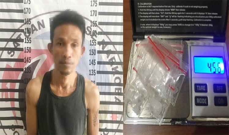 Satresnarkoba Polres Tulang Bawang Tangkap Bandar Narkotika