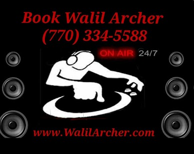 WalilArcher.com- screenshot thumbnail