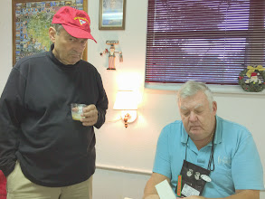 Photo: Two of the Hosts for the upcoming Jetty Park campout in January, 2015