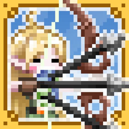 Dot Heroes III - Keep the Castle Icon