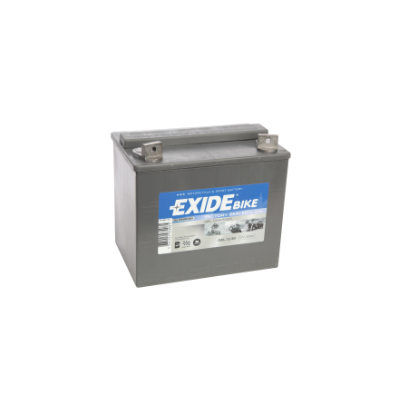 Tudor Exide MC-Batteri 30Ah Gel 80030 lxbxh=197x13