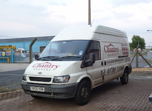 Photo: The Chantry Brewery dray.