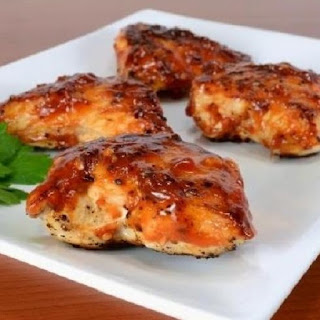 Slow Cooker Honey Barbecue Chicken
