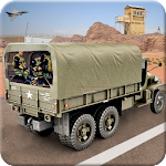 Army Truck : Rescue Drive 3D Icon