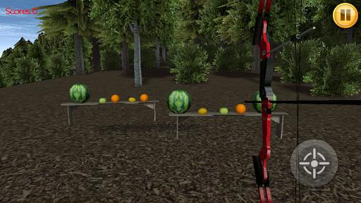 Bow Fruit Shooting Range