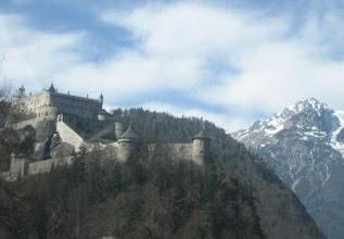 Photo: Елена Ветушенко,«Замок в Альпах», глянцевая фотобумага, разм. 21 х 30 см
