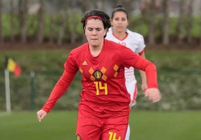 Kontich plukt talentvolle speelster weg bij KAA Gent Ladies