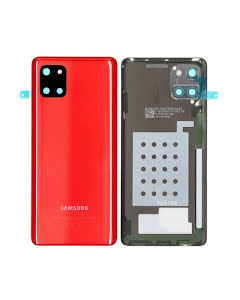 Galaxy Note 10 Lite Back Cover Red