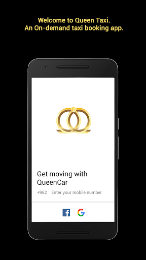 Queen Car - Car Booking App 4.1 screenshots 2