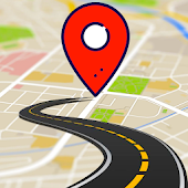 GPS Route Voice Navigation, Maps Finder & Location