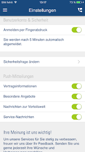 meinCosmosDirekt – Apps bei Google Play
