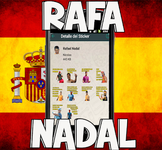 Stickers España Screenshot