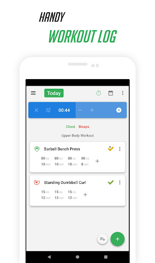 download gymkeeper gym log workout tracker for free latest 3 01
