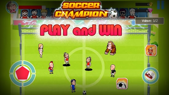 World Cup da Idle Game acaba de chegar ao Google Play image