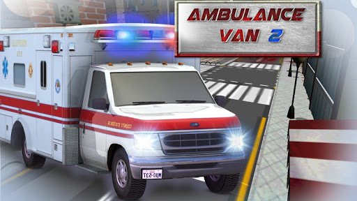 Ambulance van 2