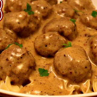 Swedish Meatballs! Recipe