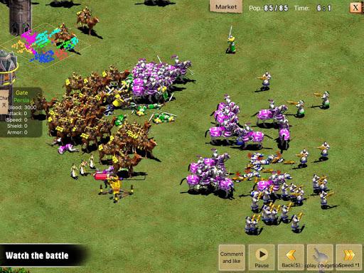 War of Empire Conquestuff1a3v3 Arena Game Screenshots 11
