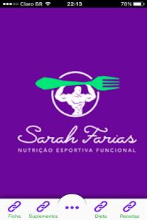 NutriSarahFarias - náhled