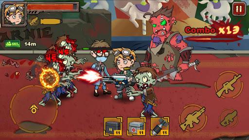 War of Zombies - Heroes 1.0.1 screenshots 17