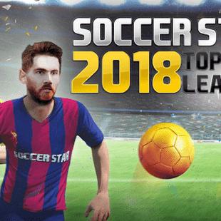Soccer Star 2018 Top Leagues – APK MOD HACK – Dinheiro Infinito