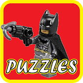 Puzzles Lego Batman Games