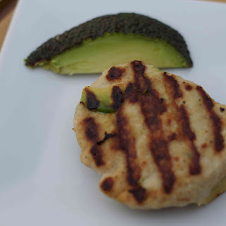 Chicken Avocado Burger – Bariatric Recipes